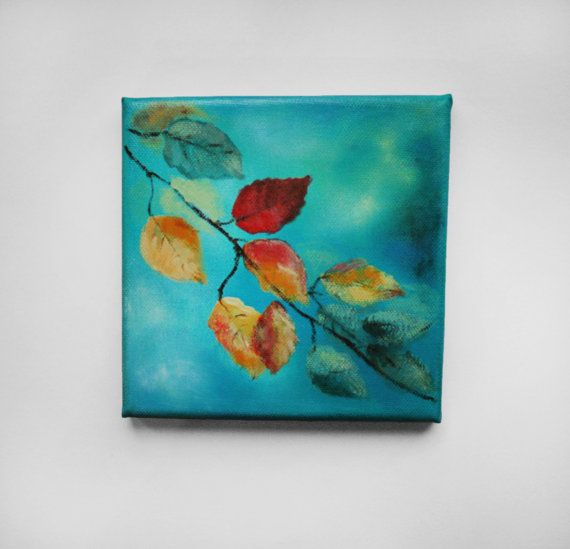 Best 25 small paintings ideas on pinterest small canvas for Small paintings that sell