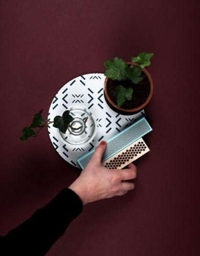 Pot mat by Linnea Paulsson