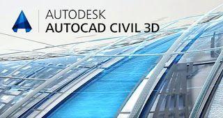 Autodesk AutoCAD Civil 3D 2018 (x64) ISO + Keygen