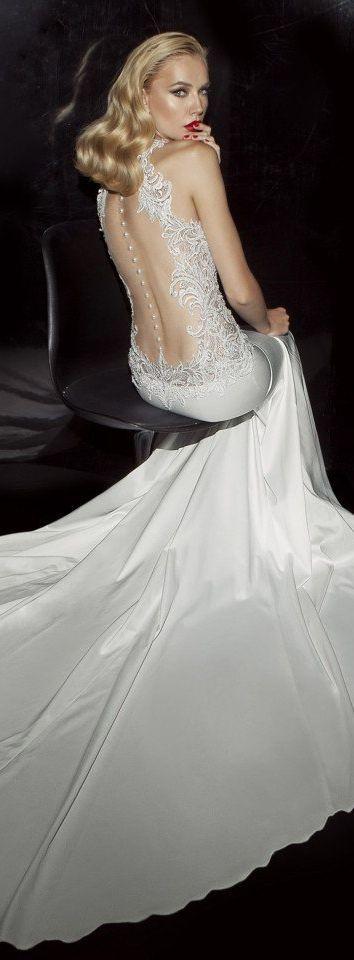 Vestidos de novia, tendencias 2015 <3 wedding dress #weddingdress