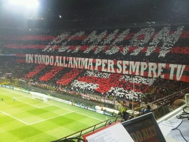 Coreografia #Milan