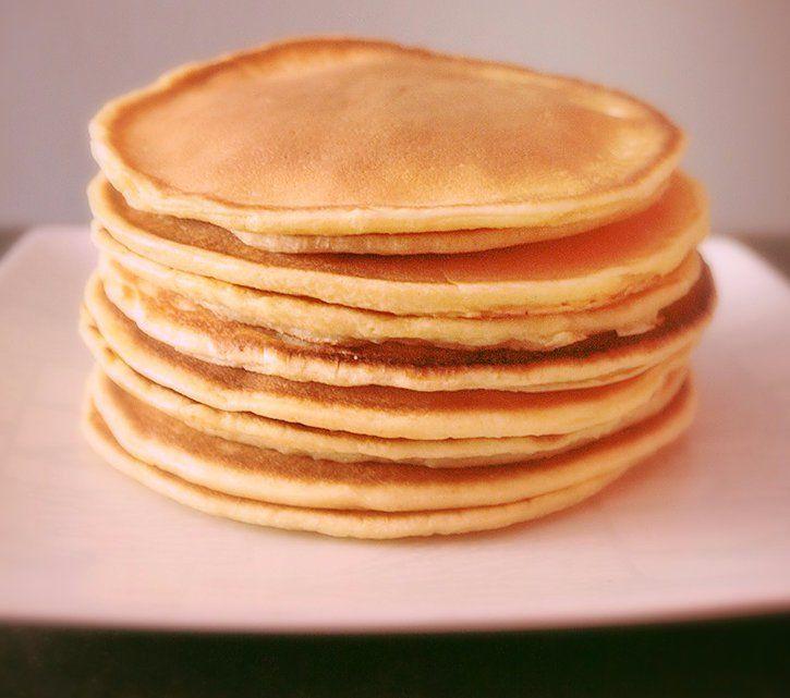 Tronche de Pancakes - La Cocotte Fastoche