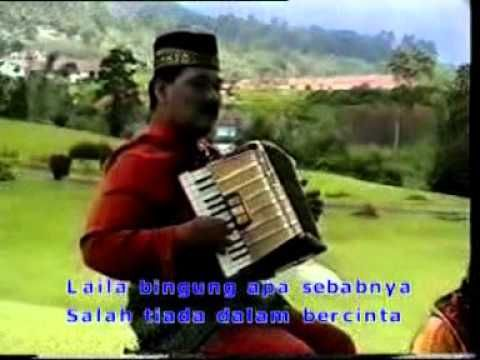 Iyeth Bustami - Laila Canggung [Official Music Video]