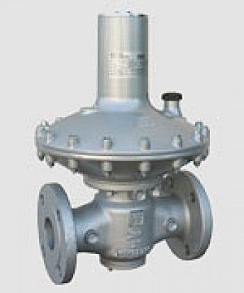 Dival 600 series pressure gas regulators are direct acting devices for low and medium pressure applications controlled by a diaphragm and counter spring.