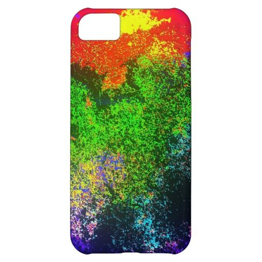 Blooming nebula iPhone 5C covers