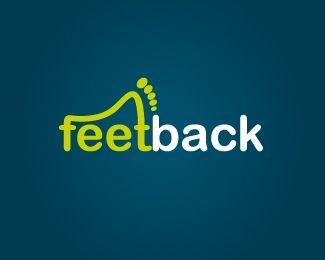 feetback Logo design