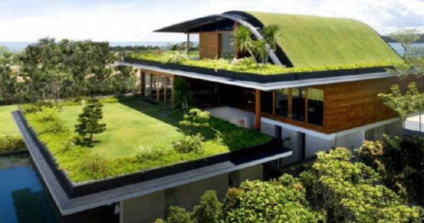 Yeşil çatılar: hem ekonomik hem çevreci 'Güncel Emlak Haberleri'