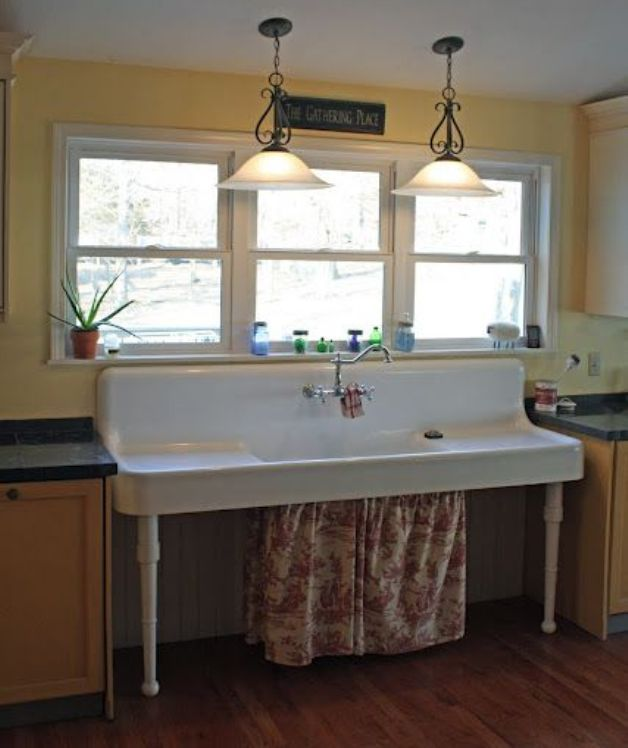 Old Farmhouse Kitchen Sinks