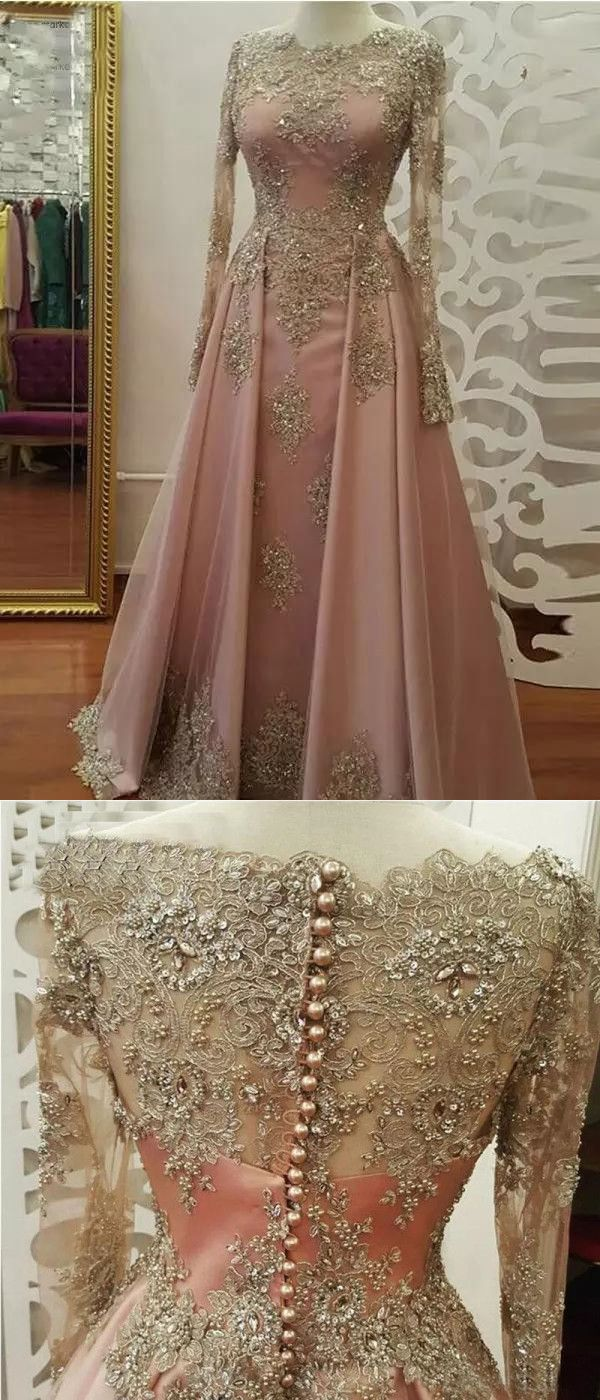 eb852b269f Long Sleeve Prom Dress Cheap Lace African Vintage Prom Dress  ER306 ...