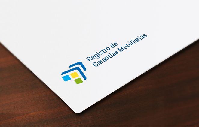 Diseño Logo - RGM (Registro de Garantías Mobiliarias)