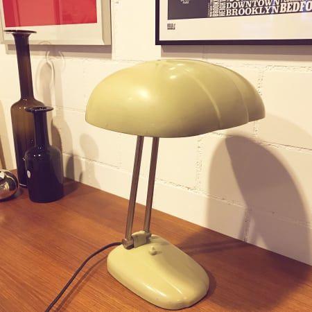 Seltene BAG Turgi Bürolampe (1930er) -