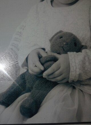 LOST on SCANDINAVIAN AIRLINES FLIGHT, DUBLIN to COPENHAGEN Our girl lost her 11 yo teddy on a late night SAS flight SK2538 fr Dublin to Copenhagen 22 Dec Maybe fell btwn the seat & wall. No luck at the airport. Our girl is so sad. He's been with her since birth & no longer looks like  picture, now well worn & dressed in knitted brown & blue overall to keep him fr falling apart & on top of it a shirt w a pattern of animals. Will reward for return. Contact…