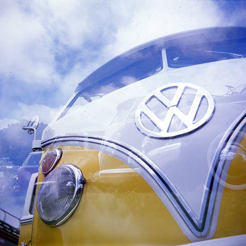 Un Combi VW Split de 1964