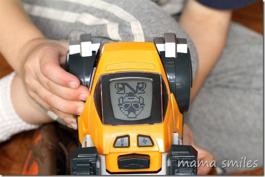 VTech Switch & Go Dino review plus a cool contest for kids to enter!