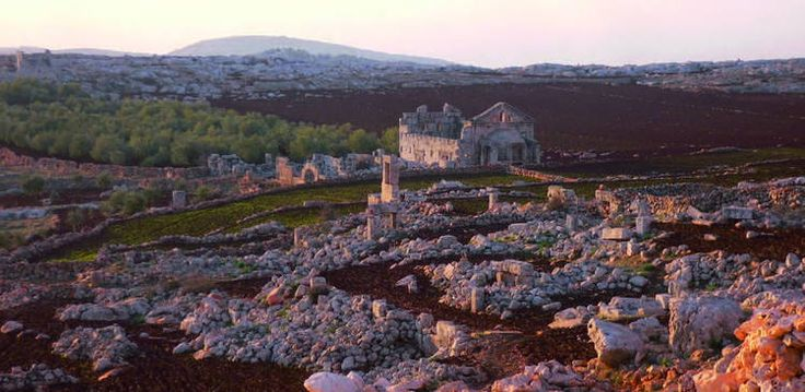 Ancient Villages of Northern Syria, Syrian Arab Republic