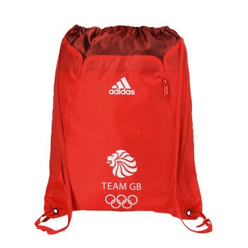 CLOTHING | RUNNING | Wiggle | Adidas London Olympics 2012 Team GB Gymbag Rucksacks