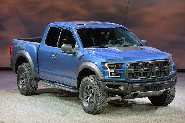 2017 Ford Raptor Price, Specs, Review, Interior