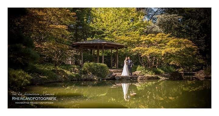 After Wedding Shooting Im Japanischen Garten Rheinlandfotografie Bonn Rheinaue Japanischergarten Bruhl Hochzeitsfotografb Japanischer Garten Garten Japan