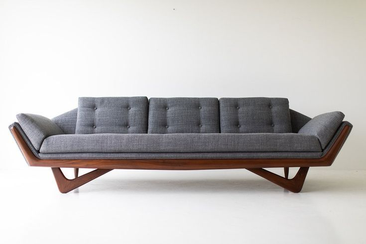 Adrian Pearsall Sofa For Craft Associates Inc 09251801 Adrian