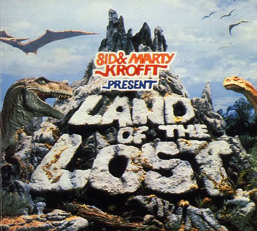 1970's TV show,  Land of the Lost I can't believe how much I liked this show! Haha