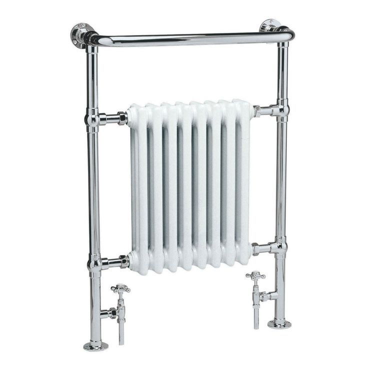 Hudson Reed Traditional Marquis Heated Towel Rail - Chrome - HT302 The Hudson Reed Traditional Marquis Heated Towel Rail, quality chrome tubing incorporating a period style column radiator. Ideal for use in the bathroom kitchen cloakrooms etc. Bathroom heated towel rails combining classic towel radiator styling and functionality. A must for all bathrooms, heated towel rails provide comfort and relaxation. Co-ordinate with our classic taps and showers to recreate the charm of yesteryear…