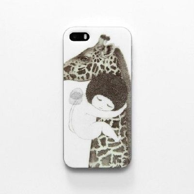 Hand Draw Design iphone 5/5s Case (Play With Me II)