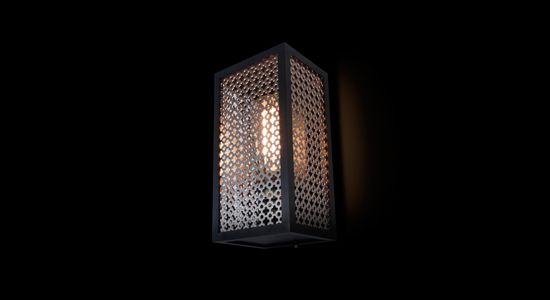 Lace - Decorative Wall Light