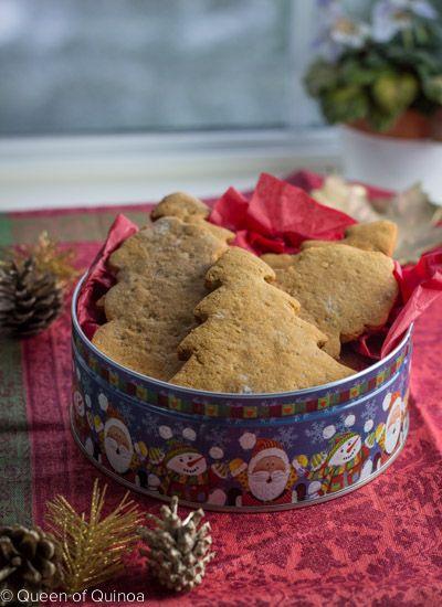 I Love Health | Kerst Koekjes Recept met honing en quinoa | http://www.ilovehealth.nl
