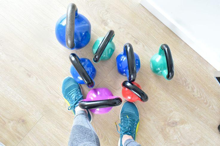 træningsprogram til efter graviditet