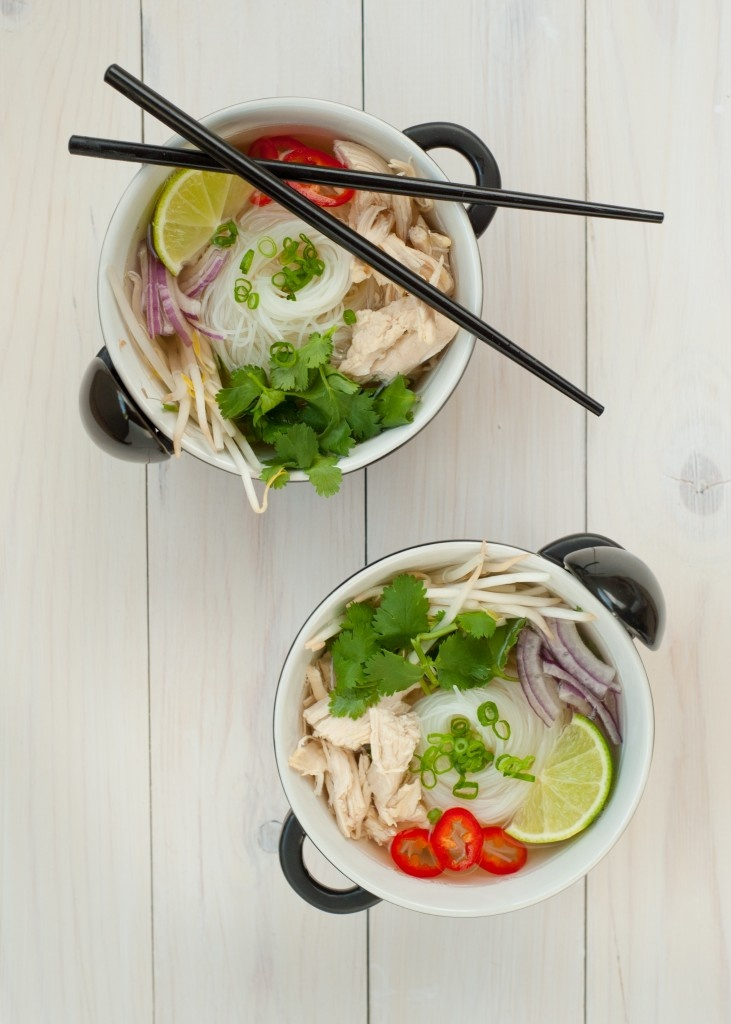 Pho Ga: Chicken Noodle Soups, Pho Chicken Noodles, Chicken Noodles Soups