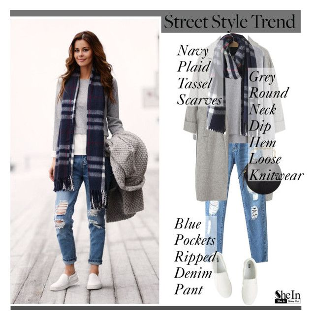 """Street Style Trend"" by sabinakopic ❤ liked on Polyvore featuring moda, Zara, Uniqlo, 3.1 Phillip Lim ve shein"
