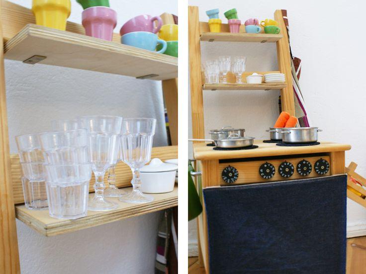 diy stuhlk che haus pinterest selber machen. Black Bedroom Furniture Sets. Home Design Ideas