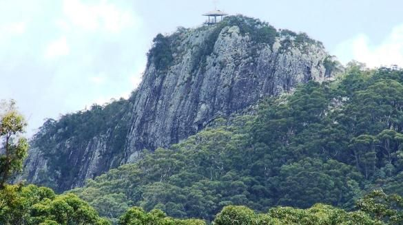 QUEENSLAND: Mount Tinbeerwah, Tewantin National Park near Noosa. have a day touring with Noosa VIP Limousines , airport transfers to your accommodation, wedding