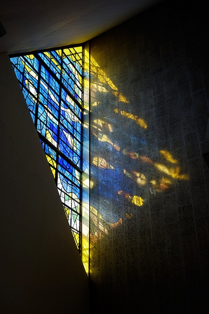 Window, Liverpool Roman Catholic Cathedral by Allan Rostron, via Flickr