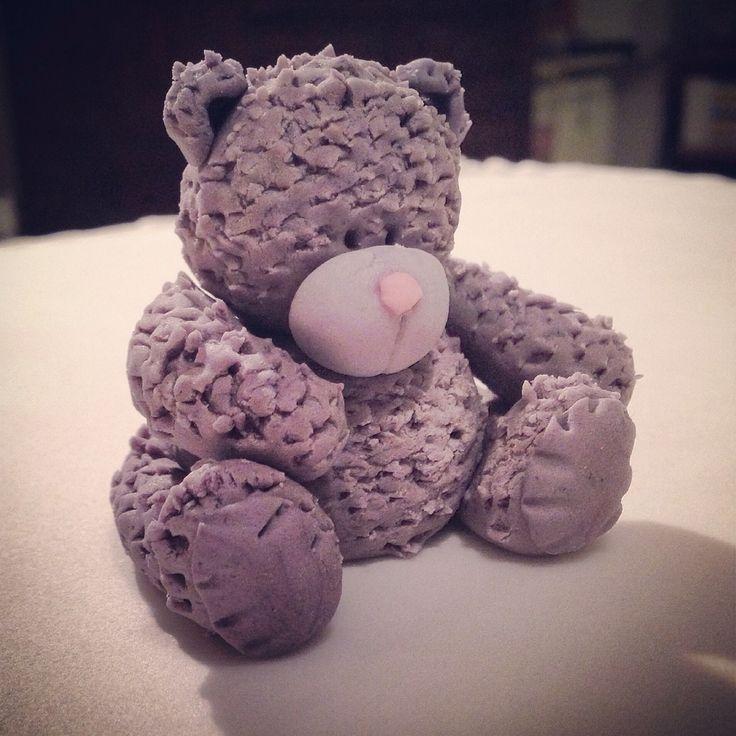MeToYou bear sugar art
