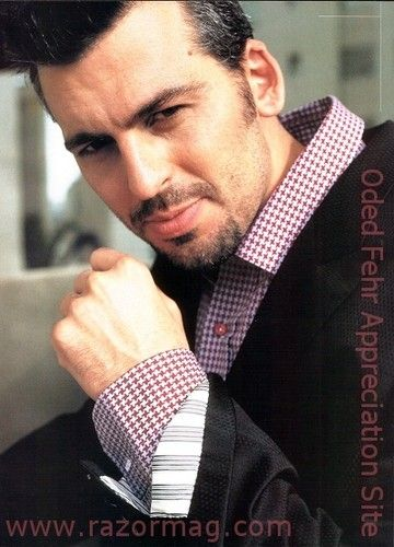 Oded Fehr - Oded Fehr Photo (31738192) - Fanpop