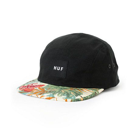 HUF Blossom 5 Panel Hat | Zumiez Exclusive