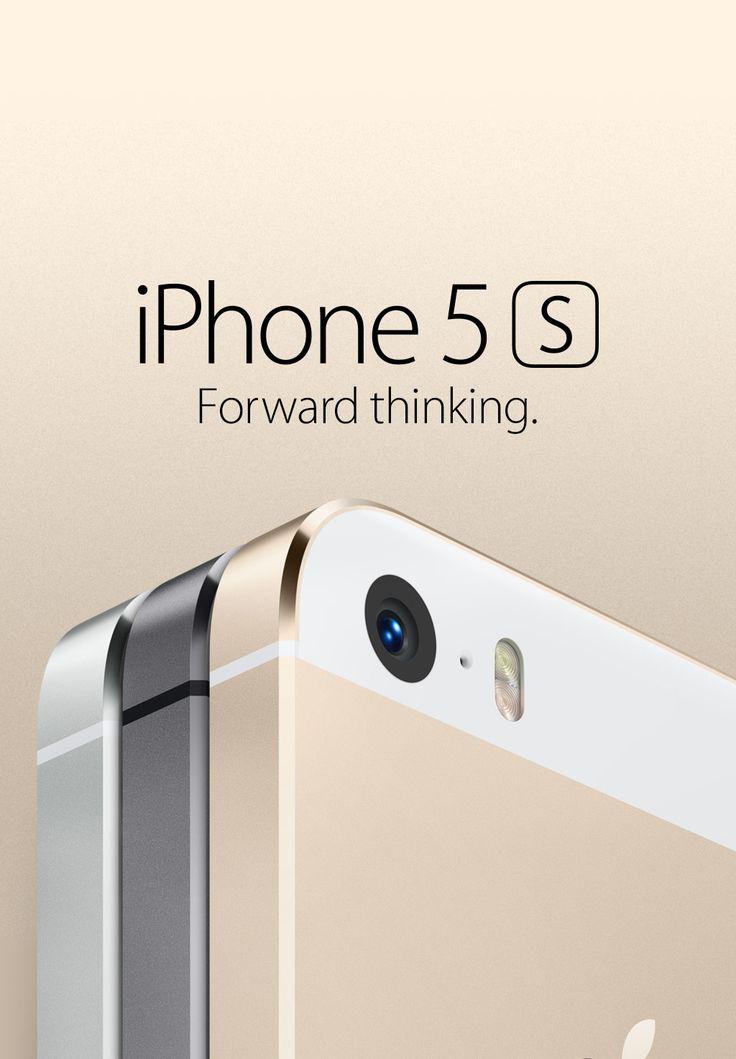 Apple - iPhone 5s Hij is bestelt!