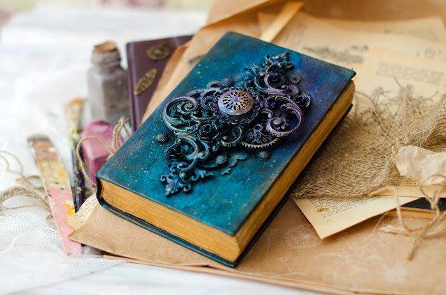 Зачарованные скрапом: Магическая книга сказок от Екатерины Зайковой
