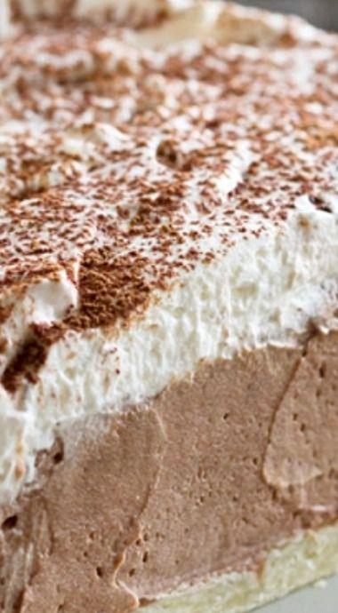 Chocolate Dream Pie                                                                                                                                                                                 More