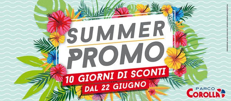 Summer Promo - Eventi Parco Corolla
