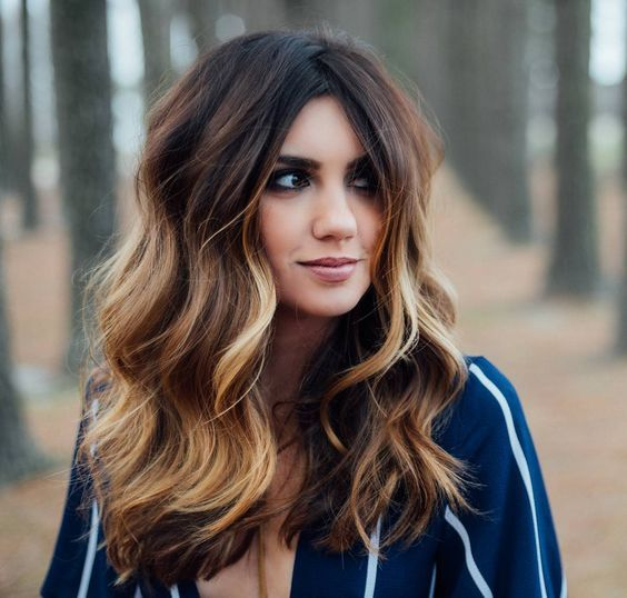 awesome 65 Admirable Ideas on Brown Hair with Highlights-(2017) Top Hair Color