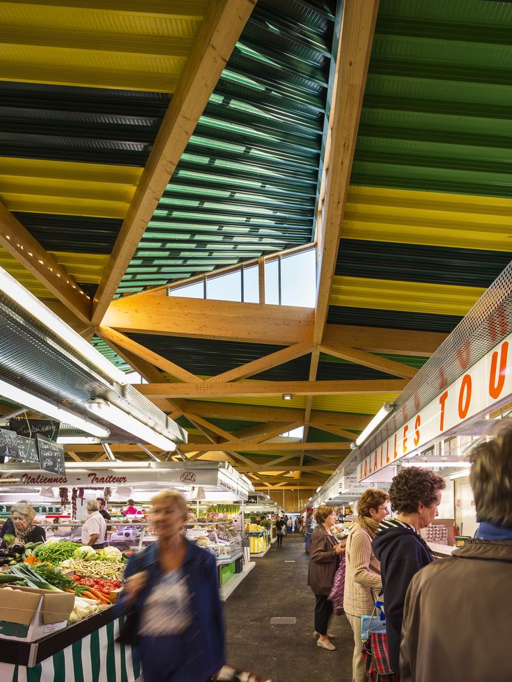 Gallery - Cachan Covered Market / Croixmariebourdon Architectures - 9