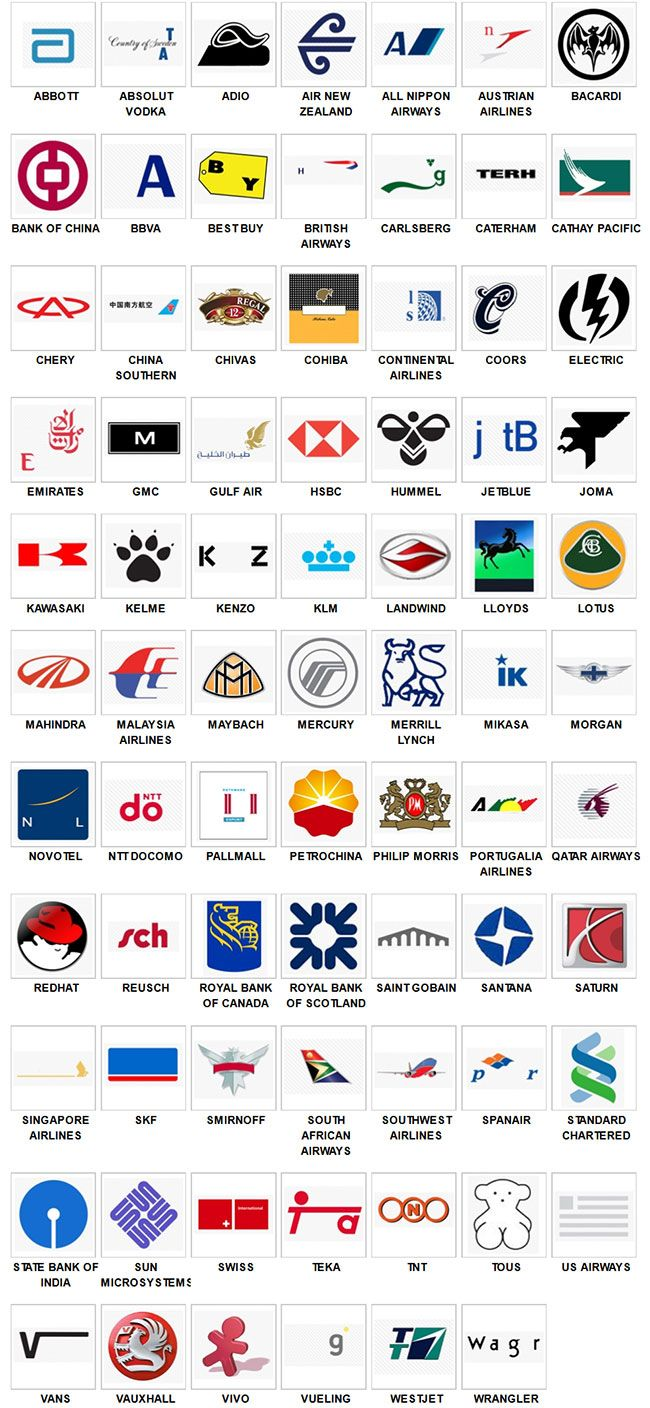 Logos Quiz Level 8 Answers Solutions Cheat Walkthrough Logos