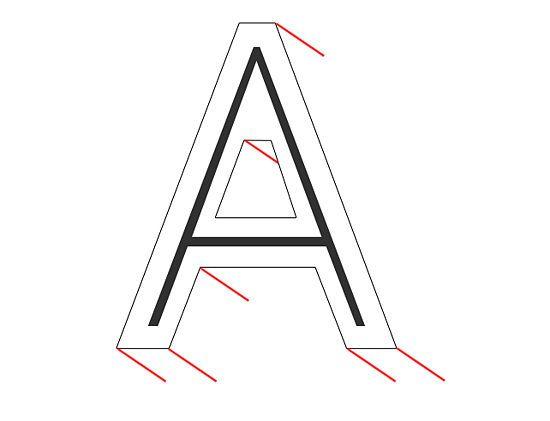 3d block writing alphabet assessment