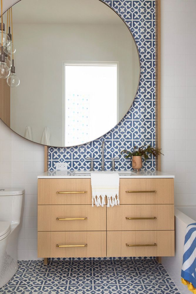 Proof That Cool Contemporary Design Doesnt Have To Be Serious - Bathroom vanities san jose ca