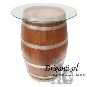 2083 best briganti srl arredamento per pub bar e for Botti in legno per arredamento