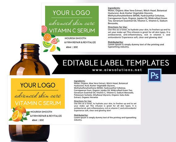 Hey, I found this really awesome Etsy listing at    wwwetsy - product label template