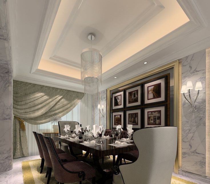 3D Design Dining Room Ceiling 917×803 Pixels | Ceiling And Floor Designs  | Pinterest | Floor Design, Ceiling And Interiors Part 14