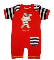 GEt it here...  http://www.pepperfry.com/the-caterpillar-express-red-sleepsuit-119972.html